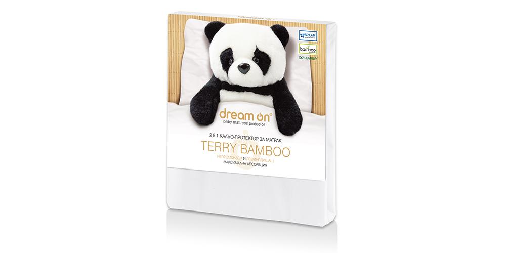 Протектор за матрак TERRY BAMBOO Baby