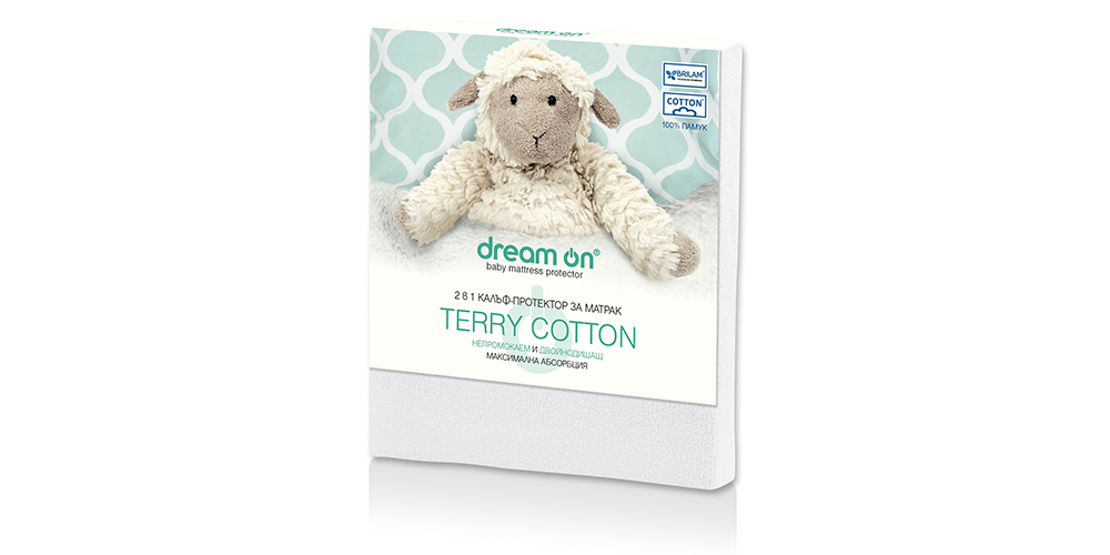 Протектор за матрак TERRY COTTON Baby
